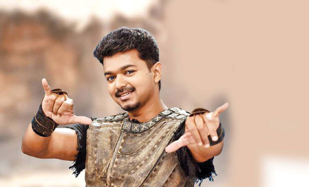 Vijay's 'Puli' First Look Posters Released PHOTOS