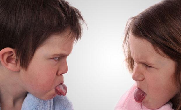 Aggressive behavior of lesbians