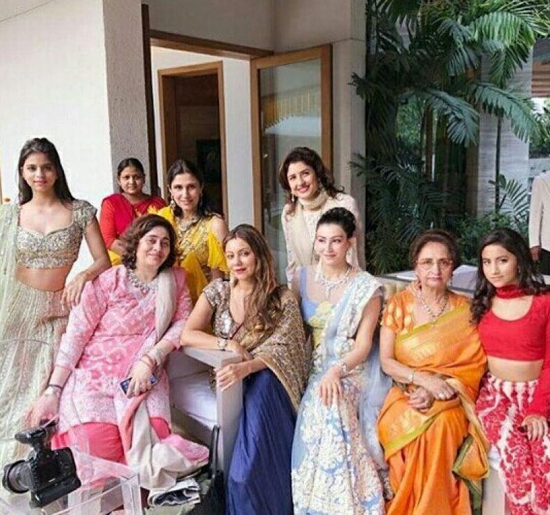 Gauri sujal wedding