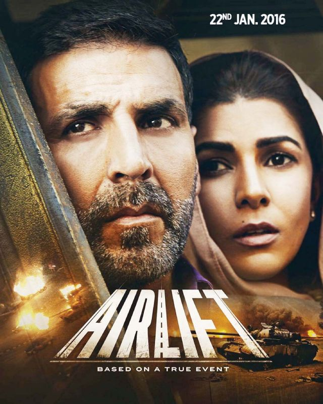 Airlift (2016) Hindi Movie Review - Critic Reviews