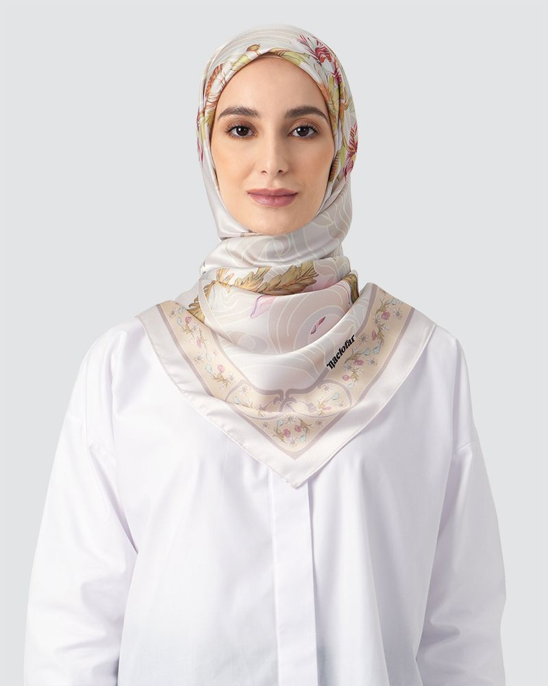 AMORA - CLAY WHITE