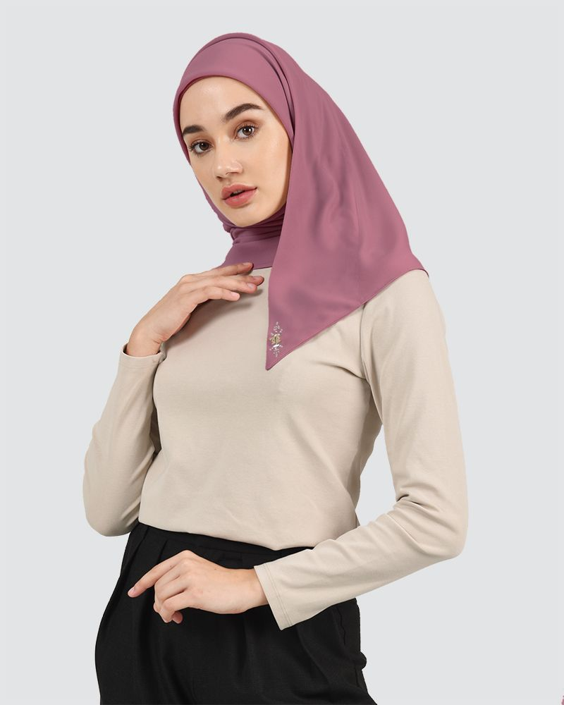DELIKA - DUSTY PURPLE-PINK