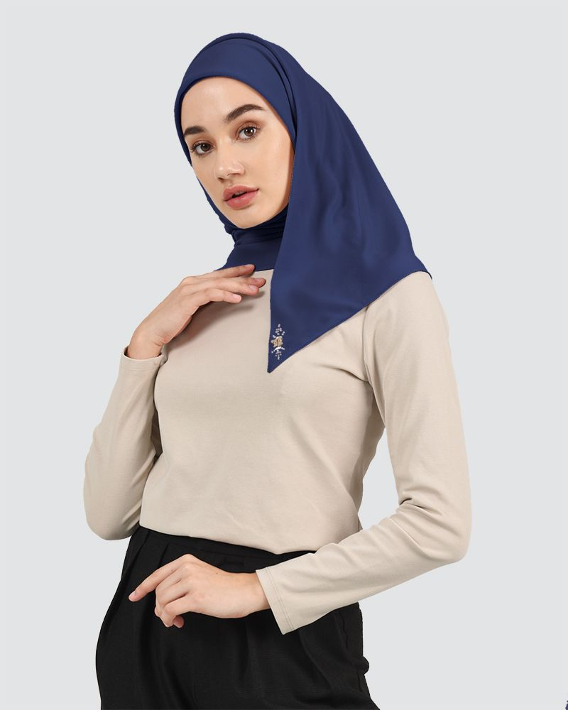 DELIKA - MEDIUM DARK BLUE