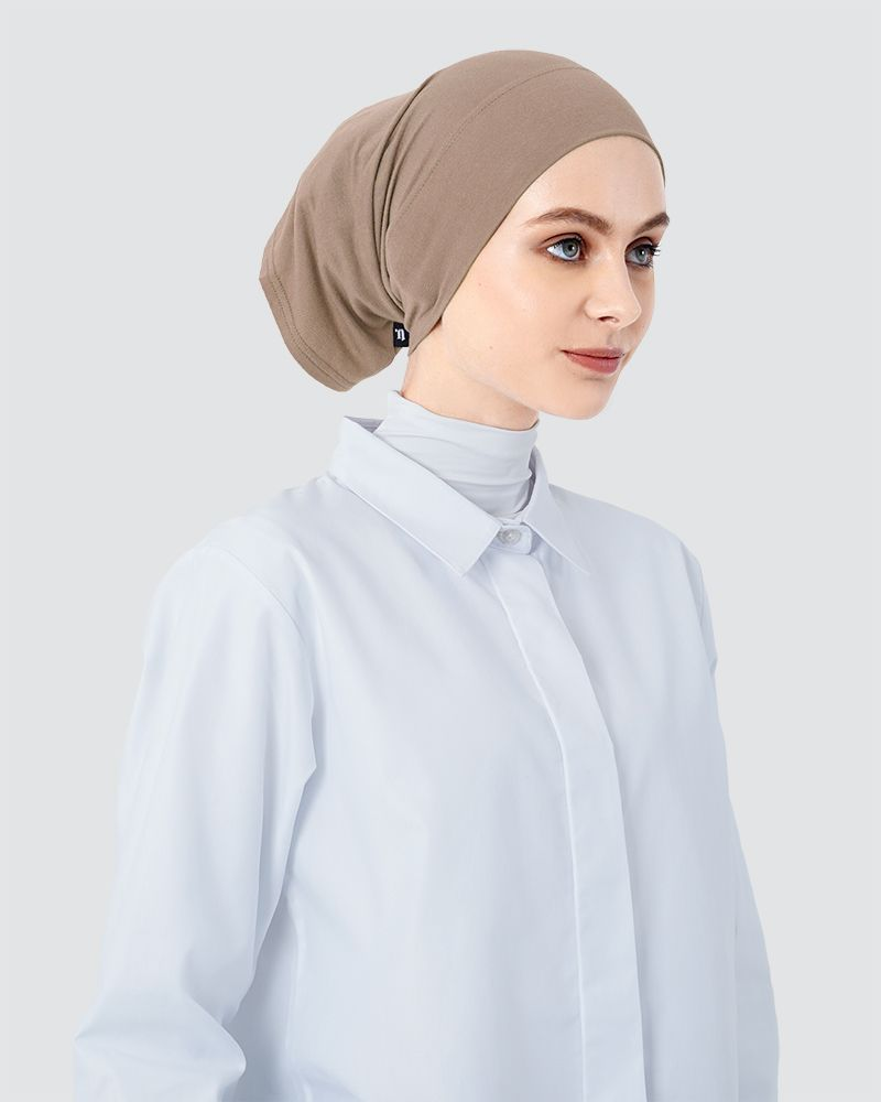 INNER WARDA - SOFT BROWN