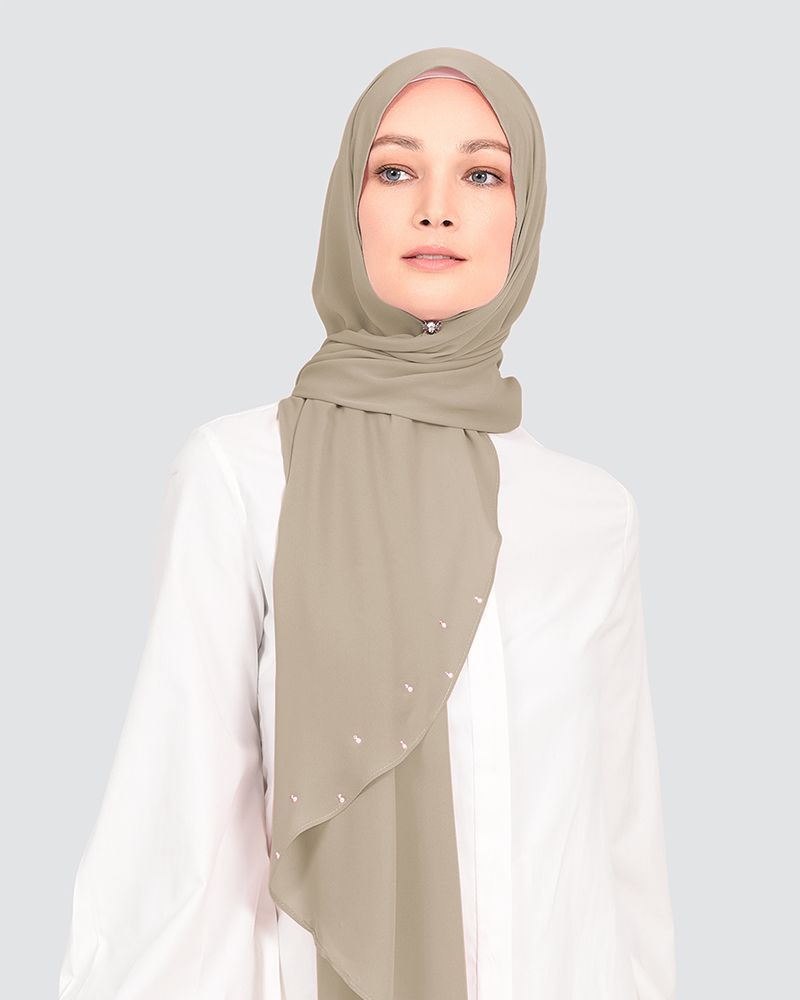 LADY WARDA - PALE GRAY