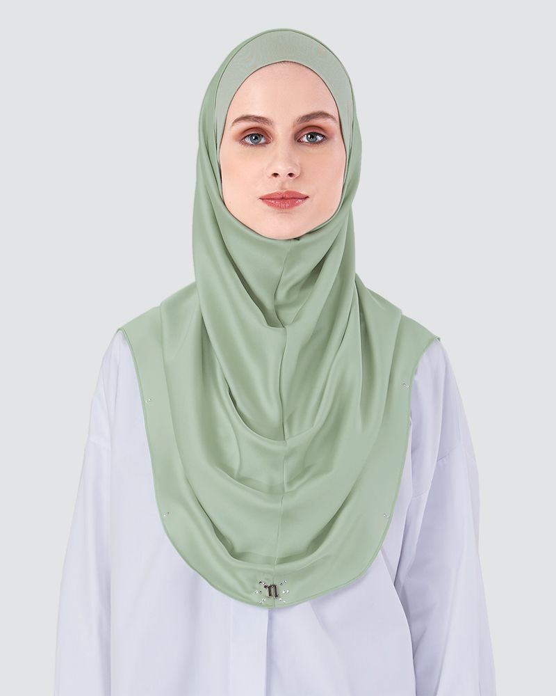 LIYA INSTANT - LIGHT GREEN