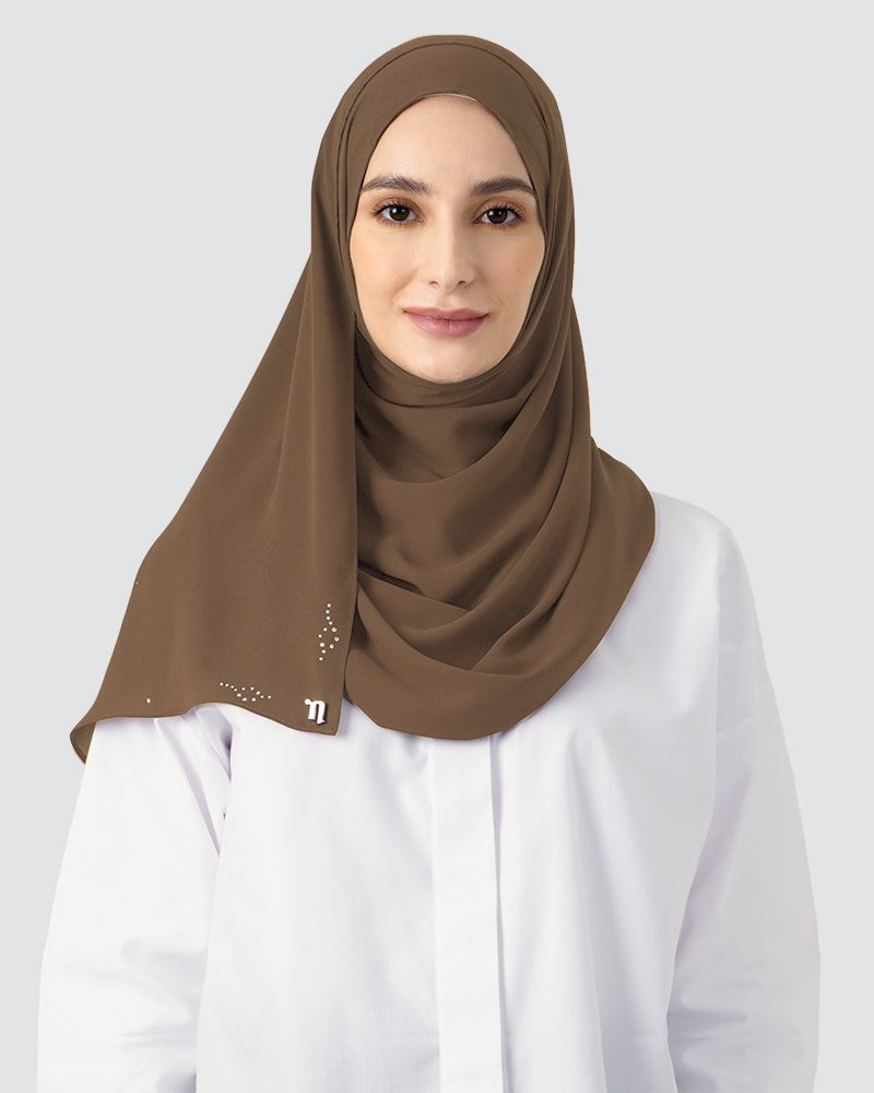 MARIA - SMOKEY LIGHT BROWN