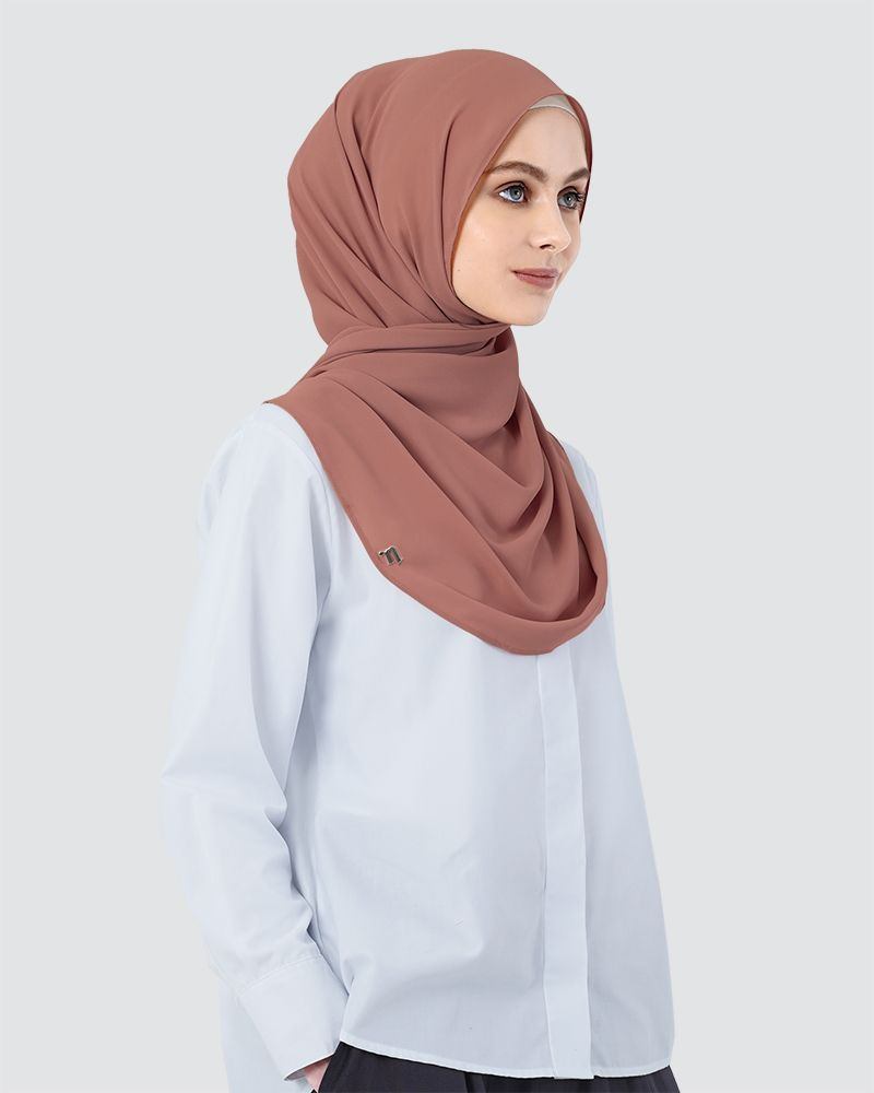 SIURI - MEDIUM DUSTY PALE RED