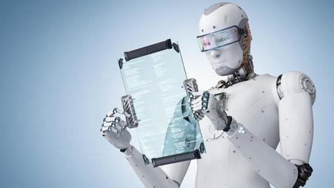 AI - Magazine cover