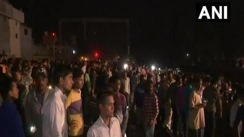 Amritsar train accident: More than 50 people feared dead