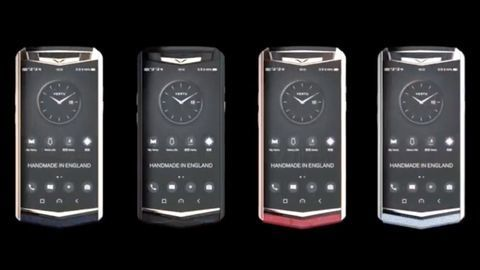 Vertu Aster P: The most-expensive Android smartphone of 2018