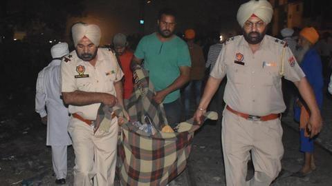 #AmritsarTrainTragedy: 60 dead, horror captured-on-camera