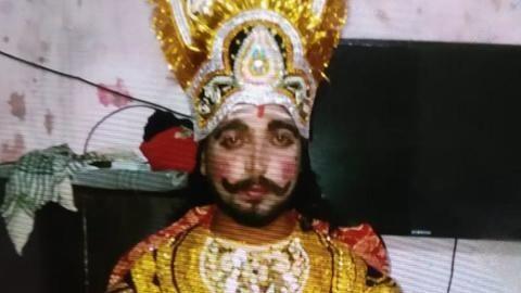 #AmritsarTrainTragedy: Man, who played Ravana, dies