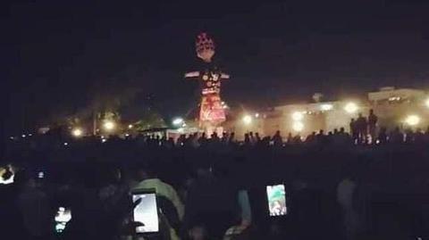 #AmritsarTrainTragedy: Site used for Ravana Dahan for 20yrs