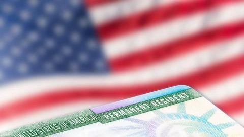 Only 10% of Indian applicants received Green Cards last year
