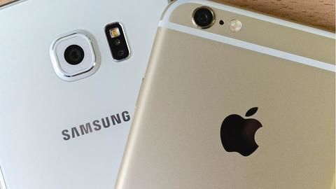 Apple, Samsung fined for slowing down old phones