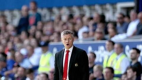 Solskjaer is unhappy post Everton loss: Details here