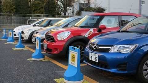 Weird trend in Japan: People rent cars; don't drive them
