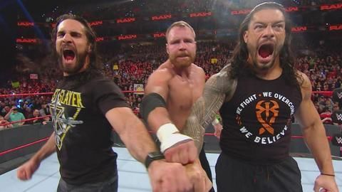 WWE: Possible new member of The Shield