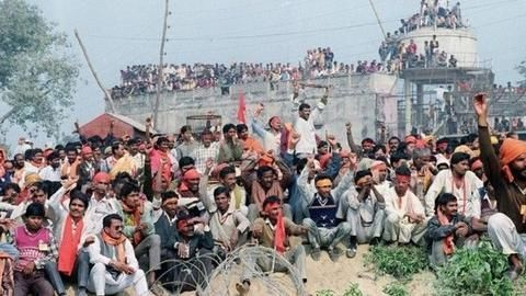 """""""Evidence shows Hindu structure existed before Babri"""""""