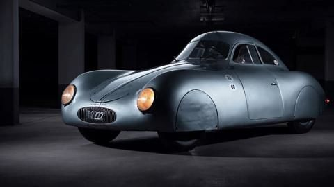 'World's 1st Porsche' couldn't be sold because of his error