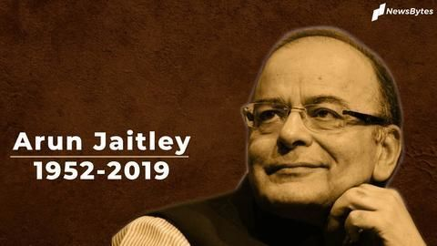 #RIPArunJaitley: Things to know about the late BJP stalwart