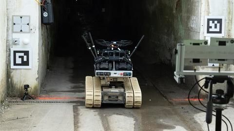 DARPA wants to send robots underground: Here's why
