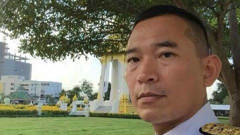 Thai judge criticizes judicial system; shoots self in court