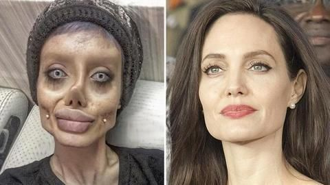 Angelina Jolie lookalike Sahar Tabar arrested in Iran