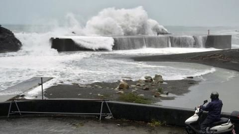 Typhoon Hagibis hammers Japan, 11 dead, several missing