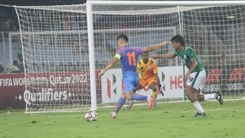 WC Qualifiers: Chhetri issues an apology after India draw