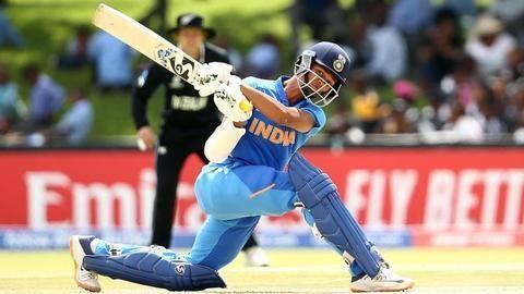 #ChampionsInBlue: India beat NZ in rain-curtailed game