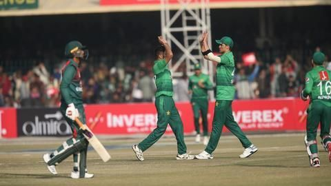 2nd T20I, Pakistan beat Bangladesh: List of records broken