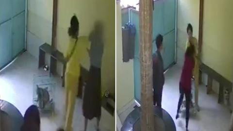 Actor Heeba Shah assaults two veterinary clinic employees
