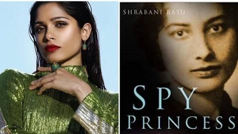 British spy Noor Inayat Khan's life getting thriller series