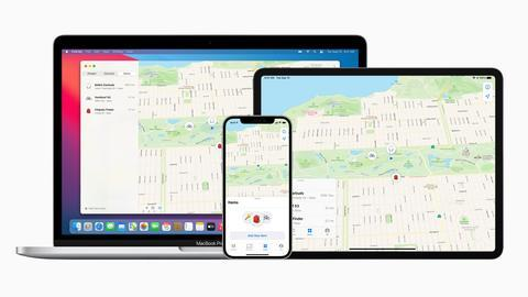 Apple's Find My app can now locate non-Apple products too