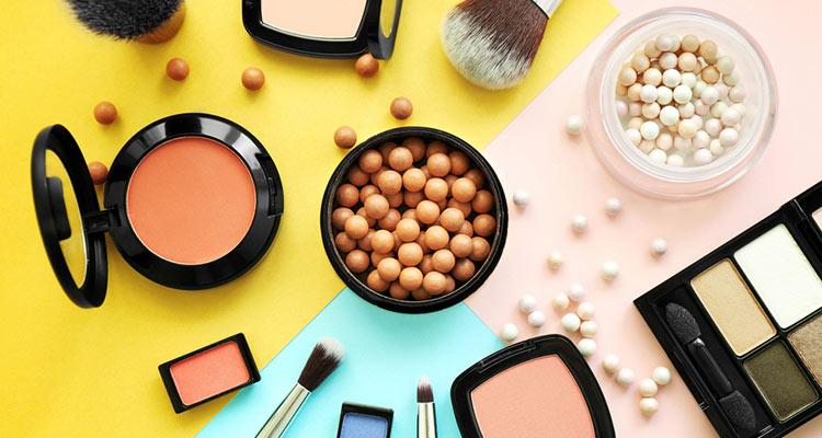 Makeup glamor