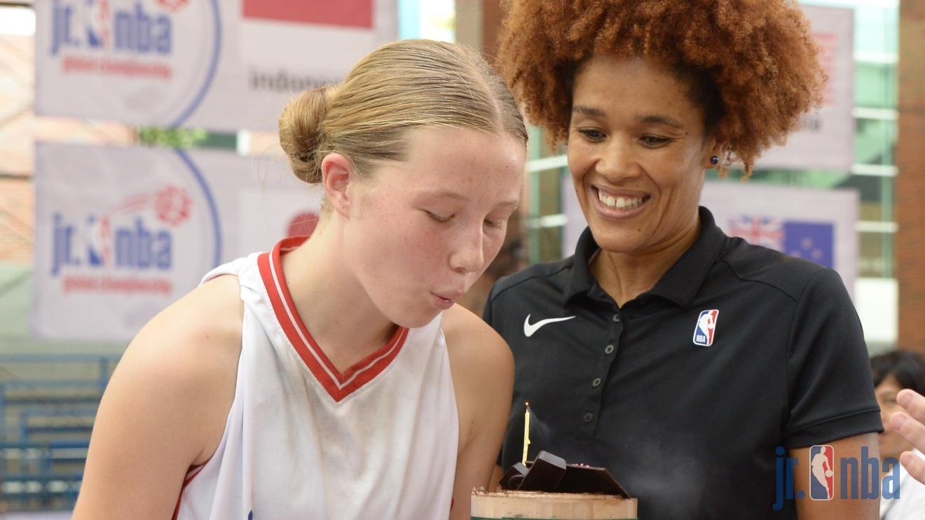 2019 Jr. NBA Global Championship Asia Pacific Selection Camp