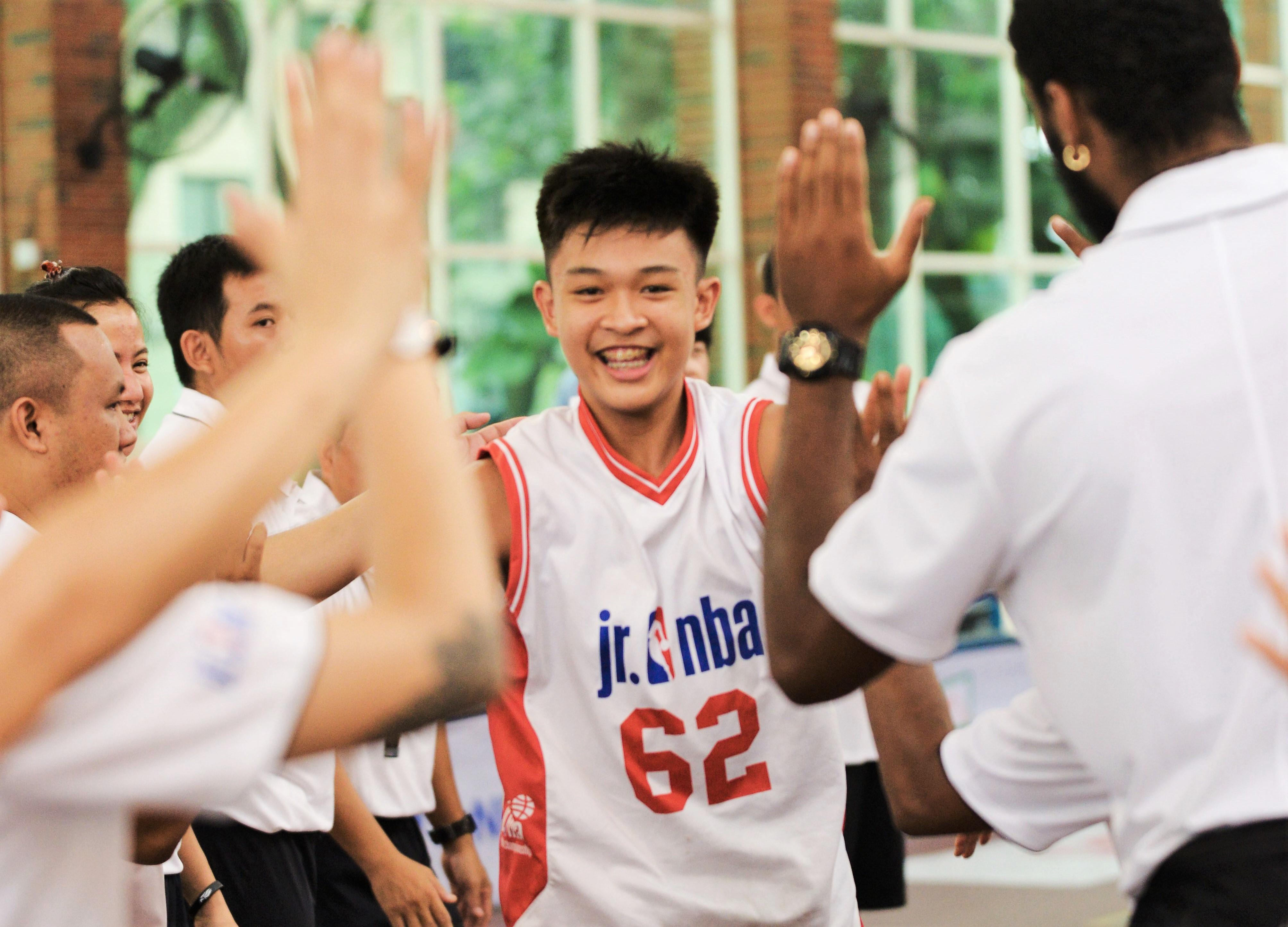 Giải vô địch toàn cầu Jr.NBA (Jr.NBA Global Championship))