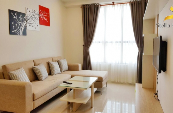 Simple and Elegant One Bedroom Apartment for Rent at Icon 56, District 4