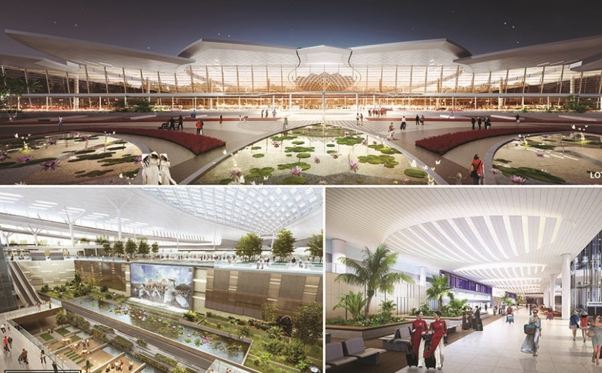 Construction of resettlement of Long Thanh airport to start in April