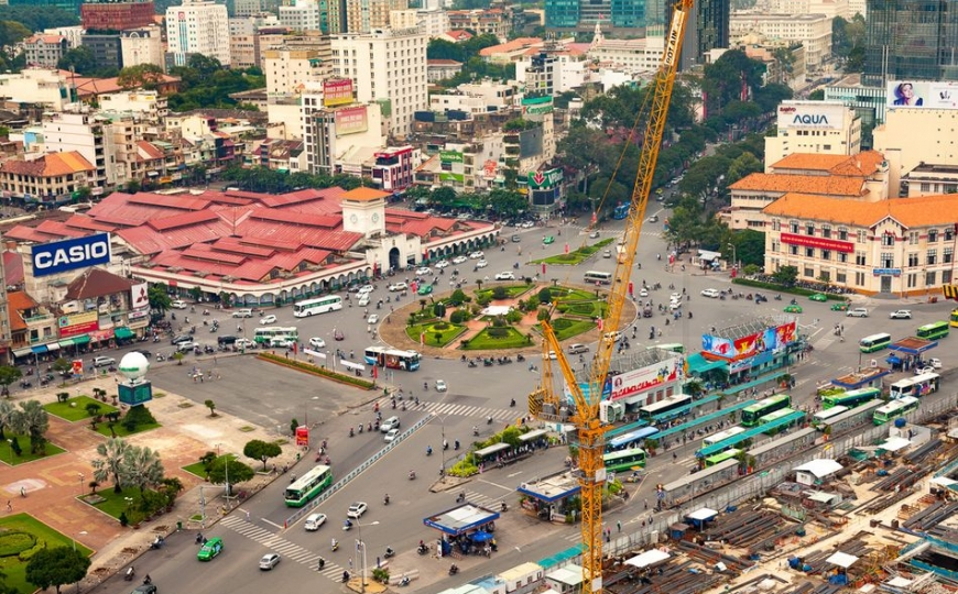 HCMC plans US$296 Million for Underground Shopping Complex