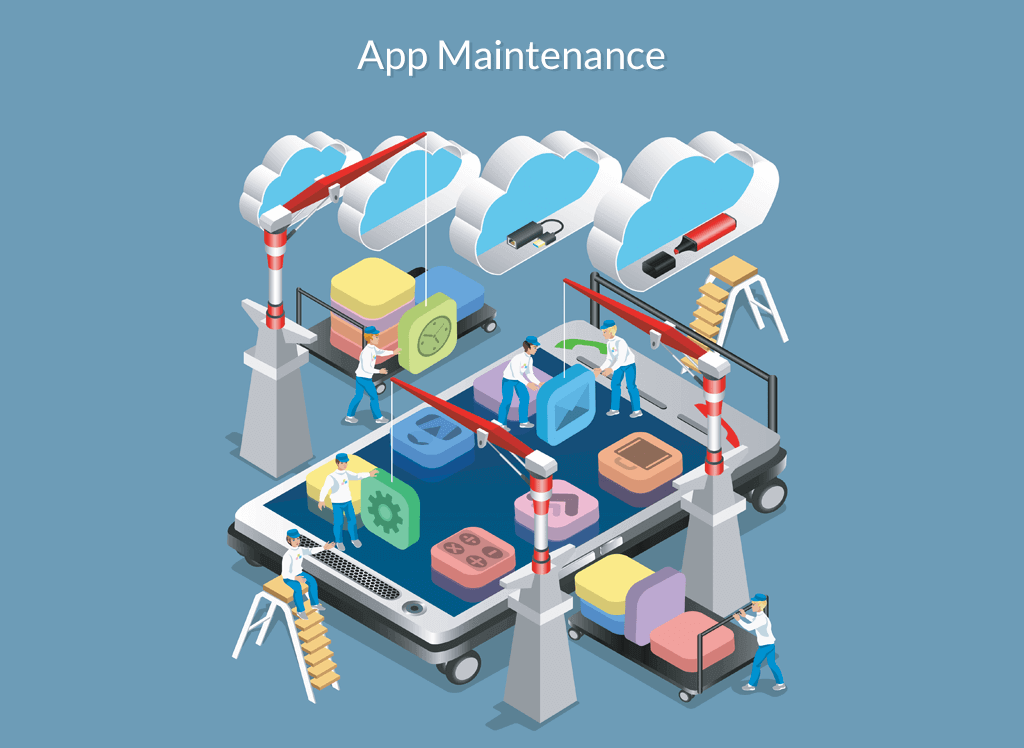 App Maintenance cost why