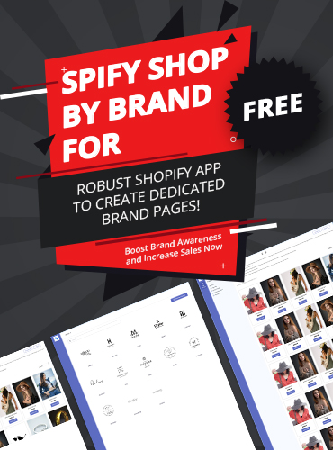 Spify Shop By Brand For FREE
