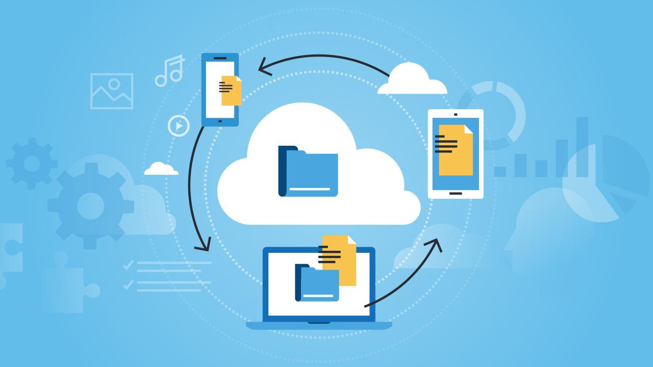 cloud storage comparison