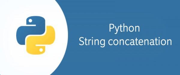 Python concatenate