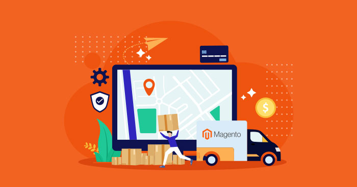 Magento 2 shipping