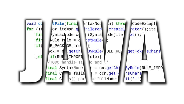 Java backend development
