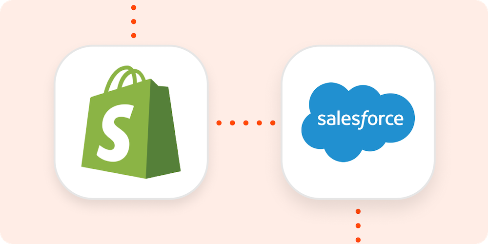 shopify integration salesforce