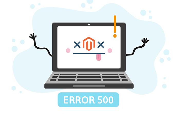 Magento 500 internal server error